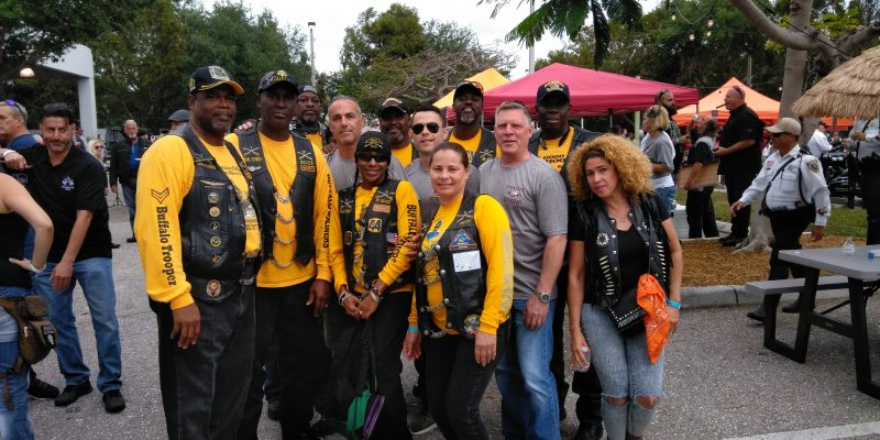 BSMC MIAMI PARTICIPATES IN THE RIDE FOR MEADOW WHO WAS SLAIN DURING THE MARJORY STONEMAN DOUGLAS H.S. SHOOTING